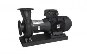 COT Type Horizontal Easy-Dismounting Centrifugal Electric Pump