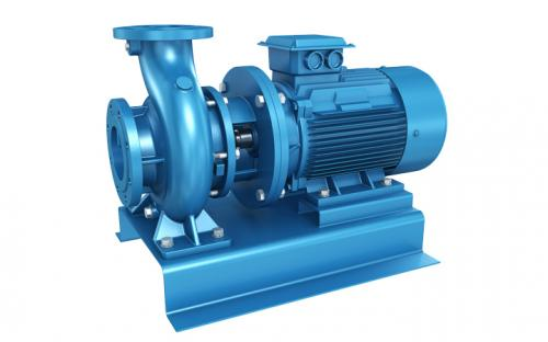 GEC Type Monoblock End Suction Centrifugal Pump