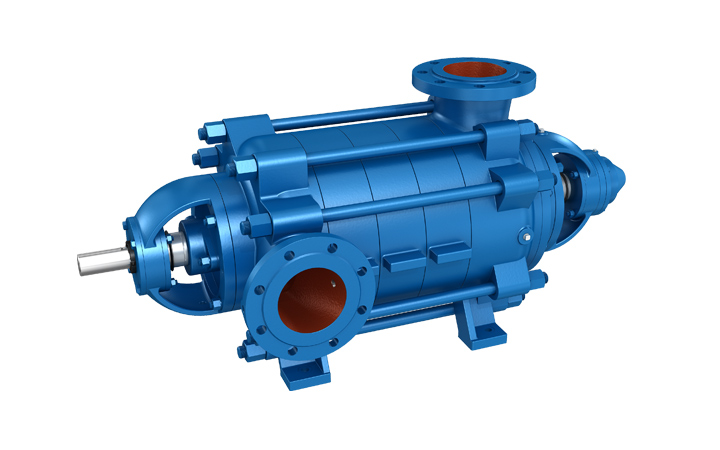 HM Type Horizontal Multistage Centrifugal Pump