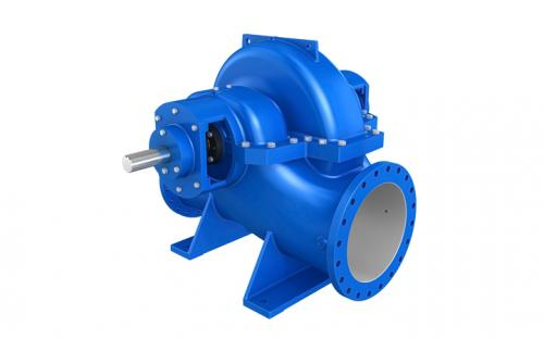 NMZ Type Horizontal Split Case Centrifugal Pump